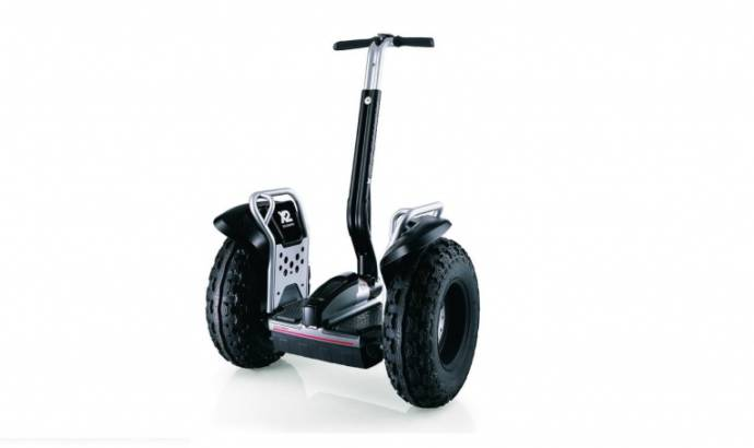 Segway Boss Dies in Segway Accident