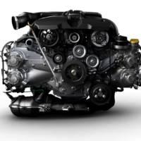 Subaru's New Boxer Engine