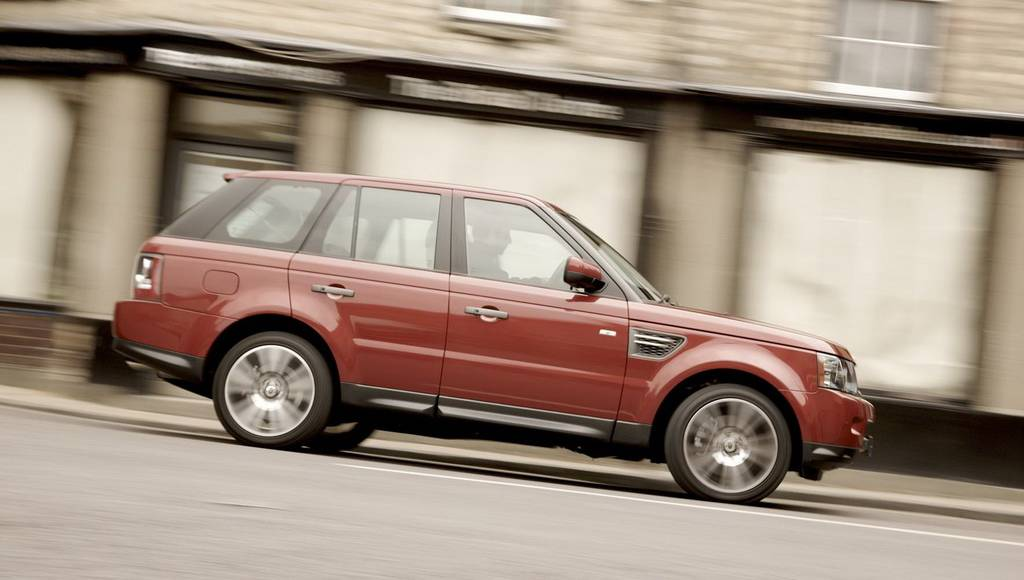 Superchips Land Rover Discovery 4 and Range Rover Sport HSE