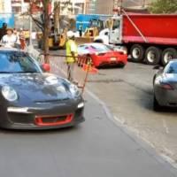 Top Gear Season 16 filming in NY