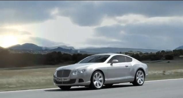 Video: 2012 Bentley Continental GT