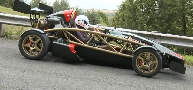 Video: Ariel Atom V8 review