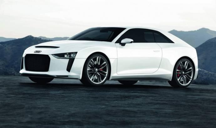 Video: Audi Quattro Concept live