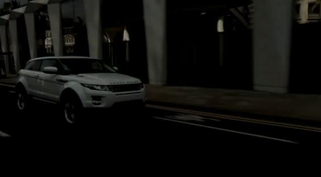 Video: Land Rover Evoque promo