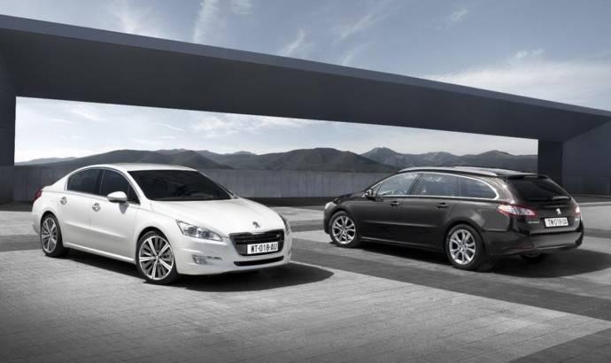 Video: Peugeot 508 commercial