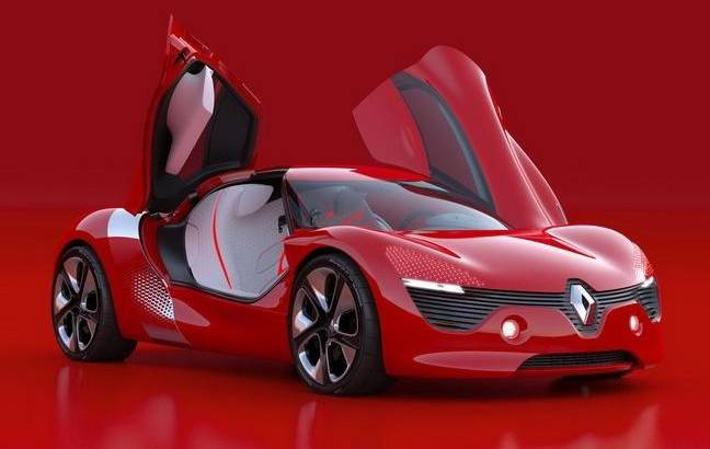 Video: Renault DeZir in detail