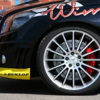 Wimmer RS Mercedes C63 AMG Dunlop Performance