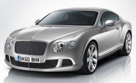 2012 Bentley Continental GT price