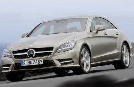 2011 Mercedes CLS price