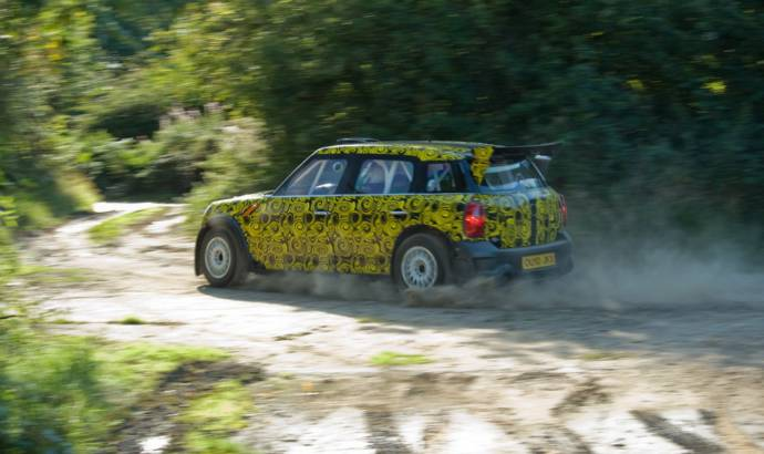 MINI Countryman WRC photo