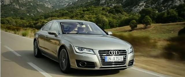 Video: Audi A7 review