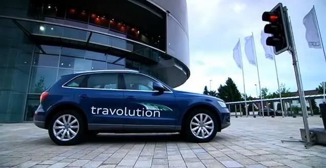 Video: Audi Travolution