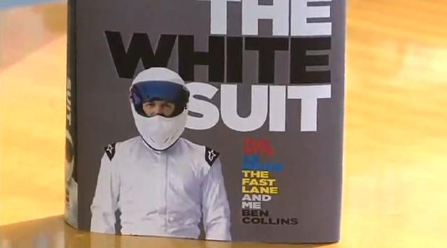 Video: Ben Collins confirmed as White Stig