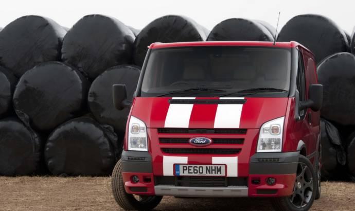 2010 Ford Transit SportVan