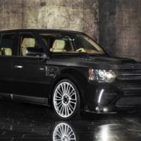 2010 Range Rover Sport by Mansory