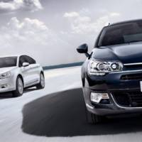 2011 Citroen C5 facelift