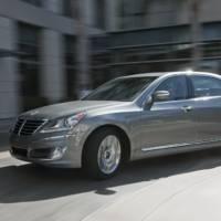 2011 Hyundai Equus price