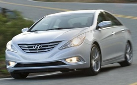 2011 Hyundai Sonata 2.0T Turbo price