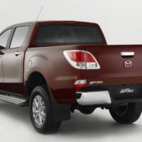 2011 Mazda BT-50 pickup unveiled