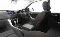 2011 Mazda BT-50 pickup unveiled