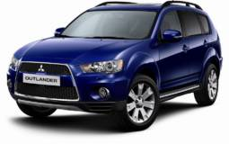 2011 Mitsubishi Outlander UK price