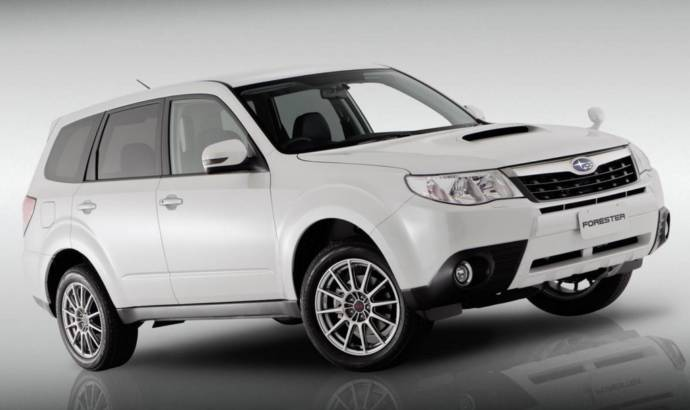 2011 Subaru Forester S-Edition