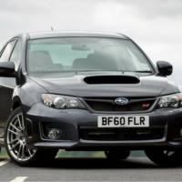 2011 Subaru WRX STI price