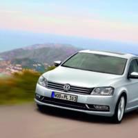 2011 Volkswagen Passat detailed