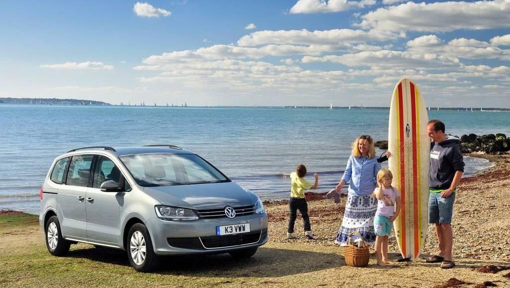 2011 Volkswagen Sharan UK price