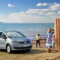 2011 Volkswagen Sharan UK price