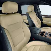 2011 Volkswagen Touareg Exclusive