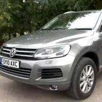 2011 Volkswagen Touareg review video