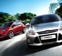 2012 Ford Focus SE, Titanium Handling Packages