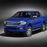 2012 Ford Ranger unveiled