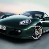 2012 Porsche Cayman Clubsport debut
