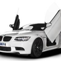 BMW M3 get Lambo doors