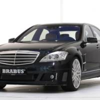 BRABUS SV12 R Biturbo 800 Mercedes S Class