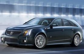 Cadillac CTS V Wagon price