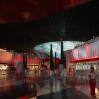 Ferrari World - Photos and Video