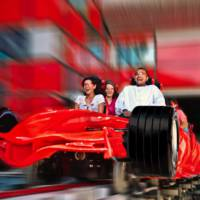 Ferrari World - Photos and Video