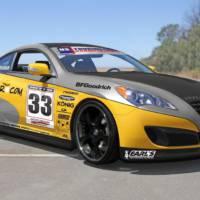 Gogogear Racing Hyundai Genesis Coupe