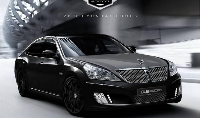 Hyundai Equus DUB Edition