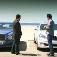 Hyundai Equus vs Bentley Mulsanne video
