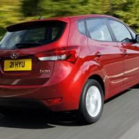 Hyundai ix20 price