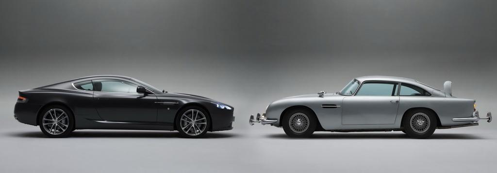 James Bond DB5 sold for 4.6 million USD