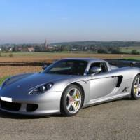 Kubatech Porsche Carrera GT