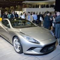 Lotus Elite Roadster