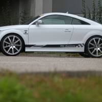MTM Audi TT RS with 472 bhp