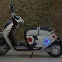 Mini E Scooter video presentation