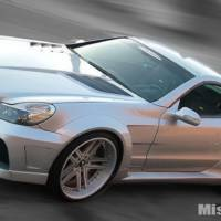 Misha Design Mercedes SL Widebody
